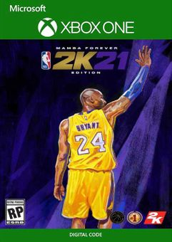 NBA 2K21 Next Generation Mamba Forever Edition Xbox One (UK)