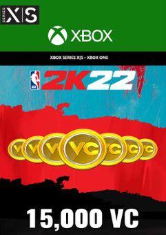 NBA 2K22 15,000 VC Xbox One/ Xbox Series X|S