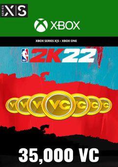 NBA 2K22 35,000 VC Xbox One/ Xbox Series X|S