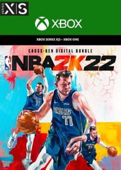 NBA 2K22 Cross-Gen Digital Bundle Xbox One/ Xbox Series X|S