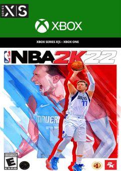 NBA 2K22 Xbox Series X|S (US)
