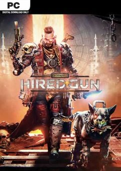 Necromunda: Hired Gun PC