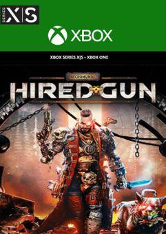 Necromunda Hired Gun Xbox One (UK)