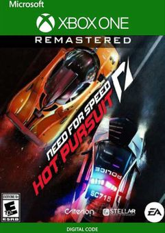 Need for Speed: Hot Pursuit Remastered Xbox One (UK)