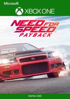 Need for Speed - Payback Xbox One (UK)