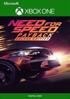 Need for Speed Payback - Deluxe Edition Xbox One (UK)