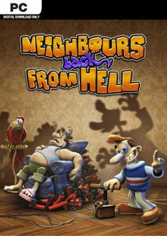 Neighbours back From Hell PC
