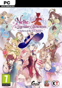 Nelke & the Legendary Alchemists ~Ateliers of the New World PC