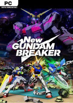 New Gundam Breaker PC (EU)