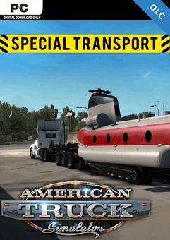 American Truck Simulator - Special Transport DLC PC