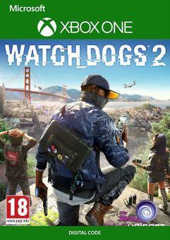 Watch Dogs 2 Xbox One (UK)