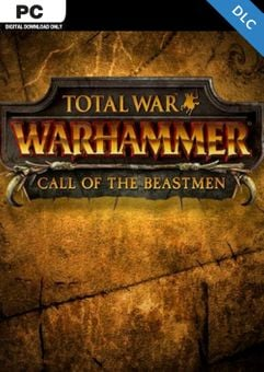 Total War WARHAMMER – Call of the Beastmen Campaign Pack DLC