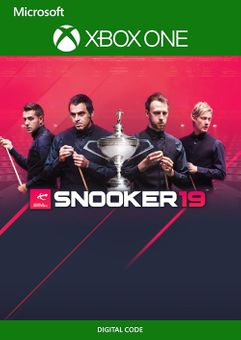 Snooker 19 Xbox One (UK)