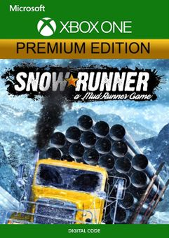 SnowRunner - Premium Edition Xbox One (UK)