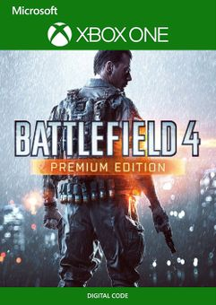 Battlefield 4 Premium Edition Xbox One (UK)