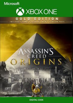 Assassin's Creed Origins - Gold Edition Xbox One (UK)