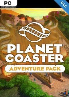 Planet Coaster PC - Adventure Pack DLC