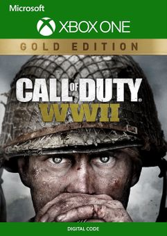 Call of Duty WWII - Gold Edition Xbox One (UK)