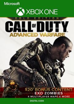 Call of Duty Advanced Warfare Gold Edition Xbox One (UK)