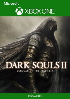 Dark Souls II 2 - Scholar of the First Sin Xbox One (UK)