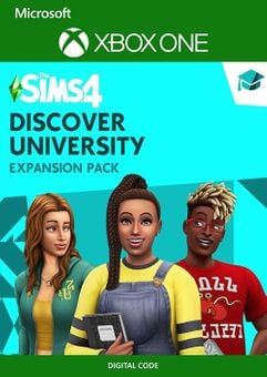 The Sims 4 Discover University Xbox One (US)