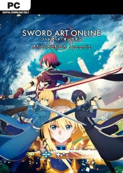 SWORD ART ONLINE Alicization Lycoris PC