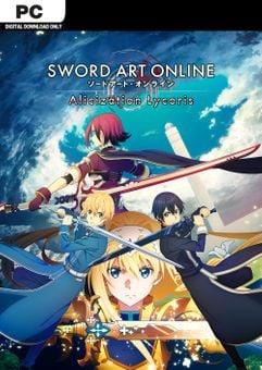 SWORD ART ONLINE Alicization Lycoris PC