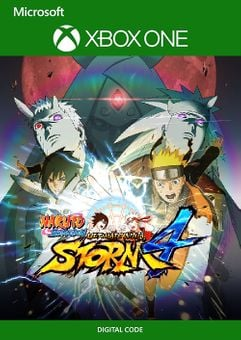 Naruto Shippuden Ultimate Ninja Storm 4 Xbox One (UK)