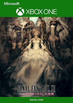 Final Fantasy XII 12 The Zodiac Age Xbox One (UK)