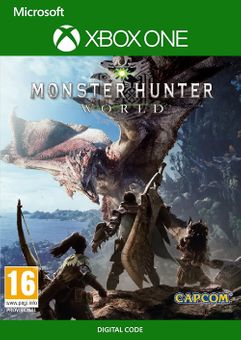 Monster Hunter World Xbox One (UK)