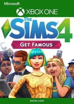 The Sims 4 Get Famous Xbox One (US)