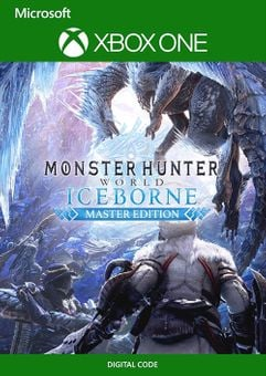 Monster Hunter World Iceborne Master Edition Xbox One (UK)