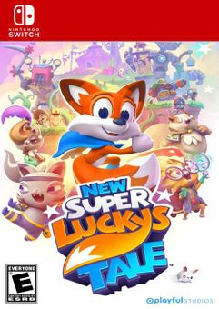 New Super Lucky's Tale Switch (EU)
