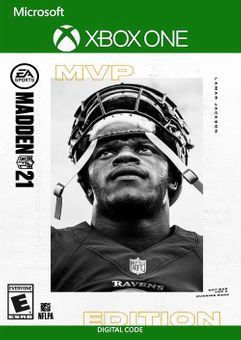 Madden NFL 21: MVP Edition Xbox One (EU)