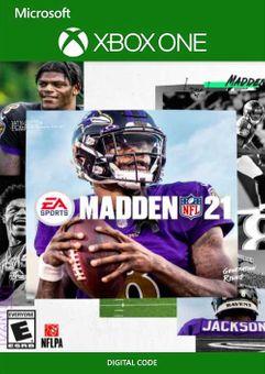 Madden NFL 21: Standard Edition Xbox One