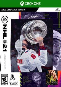 NHL 21 Deluxe – Xbox One Xbox Series X|S