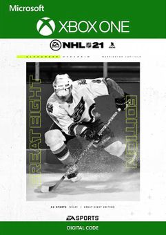 NHL 21 Great Eight Edition Xbox One (US)