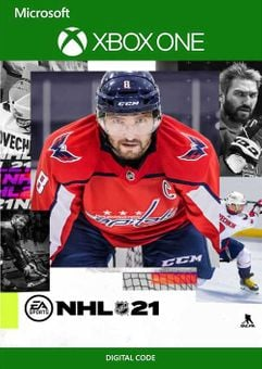 NHL 21 Standard Edition Xbox One (UK)