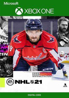 NHL 21 Standard Edition Xbox One (UK)