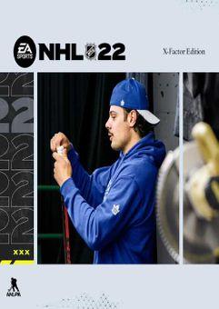 NHL 22 X-Factor Edition Xbox One & Xbox Series X|S (WW)