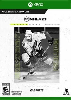 NHL 21 Great Eight Edition – Xbox One Xbox Series X|S