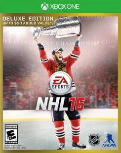NHL 16 Deluxe Edition - Xbox One