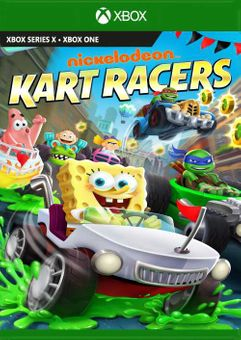 Nickelodeon: Kart Racers Xbox One (UK)
