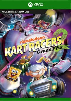 Nickelodeon Kart Racers 2 Grand Prix Xbox One (UK)