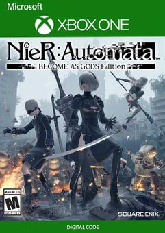 NieR: Automata BECOME AS GODS Edition Xbox One (UK)