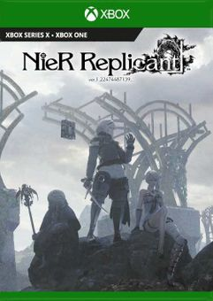NieR Replicant ver. 1.22474487139 Xbox One (UK)