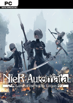 Nier automata Game of the YoRHa Edition PC