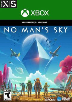 No Man's Sky Xbox Series X|S, Xbox One (EU)