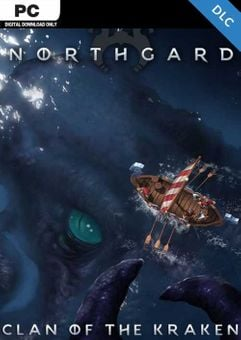 Northgard - Lyngbakr, Clan of the Kraken PC - DLC