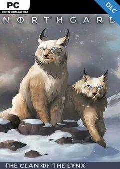 Northgard - Brundr & Kaelinn, Clan of the Lynx PC - DLC